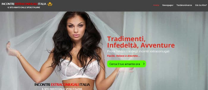 incontri extraconiugali italia