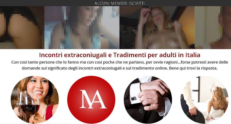tradimenti italiani recensioni