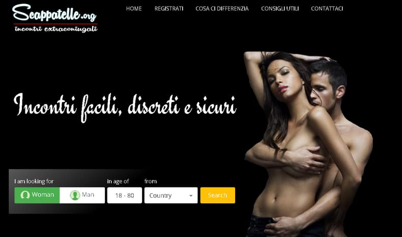 scappatelle org