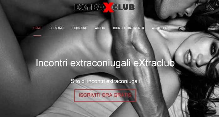 incontri extraclub
