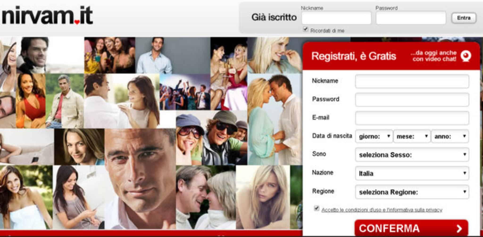 Nirvam Chat per Single recensione » Siti di Incontro Italia